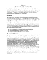 HIST 3130 Chapter Notes - Chapter 21: Corner Boys, Prison Reform, Pickpocketing