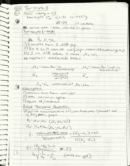SDS 328M Lecture 12: Hand-written Notes, Oct 12