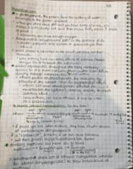 BIO 110 Lecture 29: Metabolism VIII (11/8)