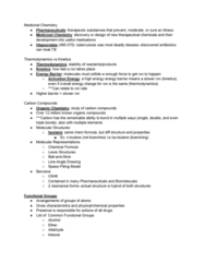 CHEM 1100 Lecture Notes - Lecture 20: Isobutane, Thermodynamics, Benzene