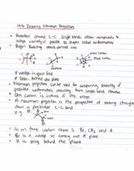 CHEM 2OA3 Lecture 2: Chapter 4 Lecture 2