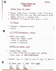 CHEM 2OA3 Lecture 1: Chapter 4 lecture 1