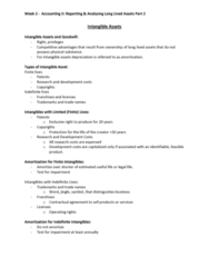 BADM*1060 Lecture Notes - Lecture 2: Asset, Asset Turnover