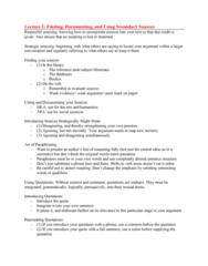 ENG 1100 Lecture Notes - Lecture 2: Strategic Sourcing
