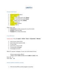 ITA100Y5 Chapter Notes - Chapter 4: Devo, Fermata