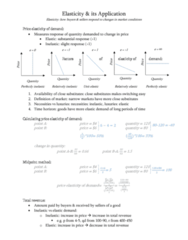 ECON 101 Chapter Notes - Chapter 5: Midpoint Method
