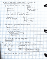 MATH 256 Lecture 12: Fourier Series