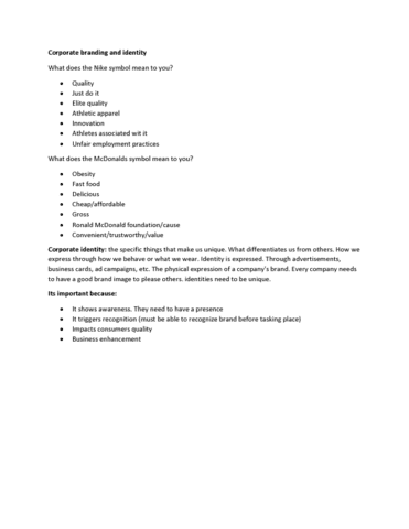 Class notes for recreation and leisure studies at university of preview of the class note titled rec 101 lecture 2 profile of the commercial colourmoves
