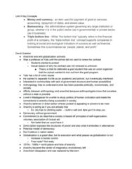ENGL 141 Lecture Notes - Lecture 14: David Graeber, Francis Fukuyama, Human Frailty