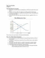 AUECO101 Lecture 8: Chapter 8