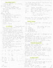 CHEM103 Study Guide - Final Guide: Egg Cell, Covalent Bond