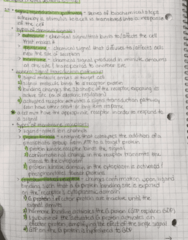 BIO 110 Chapter Notes - Chapter 5: Aeration, Glycogen, Italian General Confederation Of Labour