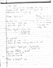MATH 150 Lecture 26: Chain Rule