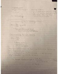 AGR 2320 Lecture Notes - Lecture 38: Cation-Exchange Capacity