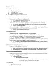 PSY 335 Chapter Notes - Chapter 9-15: 18 Months, Abstraction, Albert Bandura