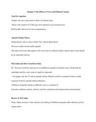 JMC 1100 Chapter Notes - Chapter 9: Dual-Coding Theory, Interpersonal Communication