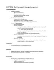 MGMT 4000 Study Guide - Final Guide: Strategic Management, Learning Organization, Profit Maximization