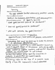 ECON 2113 Study Guide - Final Guide: Opportunity Cost, M People, Externality