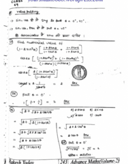 MATH 200 Lecture 7: math 200 new notes ch (2)