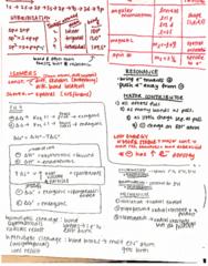 CHM 110 Midterm: chm 110 exam 1 sg 2