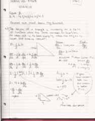 MATH-192 Lecture Notes - Lecture 10: Horse Length
