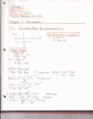 MATH 192 Lecture 20: Math 192 Notes 9.16.15