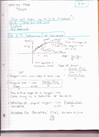 math-192-lecture-21-math-192-notes-9-14-15