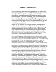 PSYB57H3 Chapter Notes - Chapter 7: Metamemory, Epiphenomenon, Color Vision