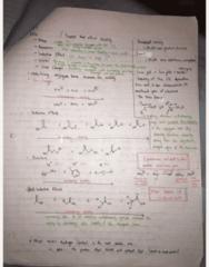 CHEM 2E03 Final: Ch 4 - Acids and Bases