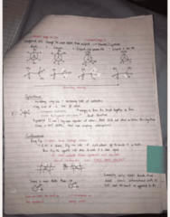 CHEM 2E03 Final: Ch 5 and 6 - Stereochemistry and Chirality