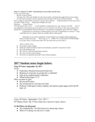 PHIL 100 Lecture Notes - Lecture 28: Microsoft Powerpoint, Vital Information