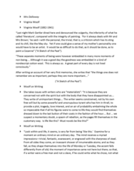 ENG 1120 Lecture Notes - Lecture 4: Mrs Brown, Thrall, Embalming