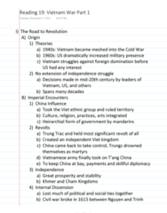 HISTORY 2500 Chapter Notes - Chapter 11: Ambivalence, Three Steps, Leninism