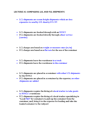 International Business INB345 Lecture Notes - Lecture 3: Freight Forwarder