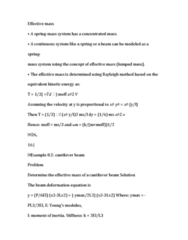AER 403 Lecture Notes - Lecture 10: Viscosity, Damping Ratio, Bes