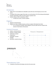ENGPHYS 2NE3 Lecture Notes - Lecture 4: Isobaric Process, Isochoric Process, Isentropic Process