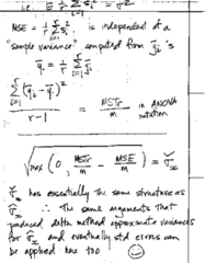 ISEN 360 Lecture 5: Class Notes