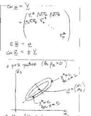 ISEN 360 Lecture 14: Class Notes