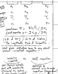 ISEN 360 Lecture 35: Class Notes