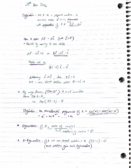 MATH 211 Lecture 37: MATH 211 - Lecture 37