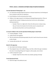 PSY 101 Lecture Notes - Lecture 1: Good Guys, Bad Guys