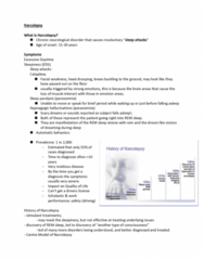 PSYC 3P68 Lecture Notes - Lecture 1: Atony, Natural Health Product, Horsepower