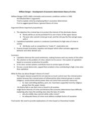 Sociology 2270A/B Lecture Notes - Lecture 2: Economic Determinism