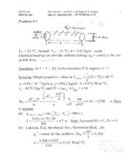 MECH 346 Lecture 11: MECH 346 final tutorial notes