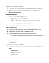 BUSI 2701 Lecture Notes - Lecture 2: Market Economy, Gross National Income, Purchasing Power Parity