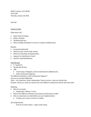 COIS 2240H Lecture Notes - Lecture 2: Code Review, Function Overloading