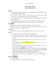 MUS 201 Chapter Notes - Chapter 2: Duple And Quadruple Metre, Quarter Note, Duple Coachbuilders