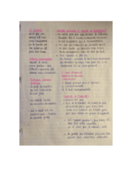 BIO2533 Midterm: COURS 1 - PART 2 & COURS 2 - PART1