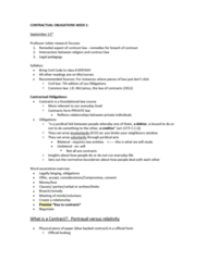 LAWG 100D1 Lecture Notes - Lecture 1: Opportunity Cost, Money-B, Specific Performance