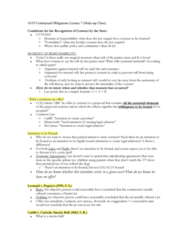LAWG 100D1 Lecture Notes - Lecture 7: Contract, Pepsico, Consumer Protection